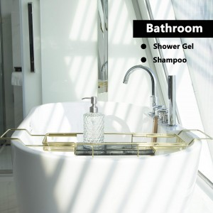 16 Oz Clear Glass Soap Dispenser with Brushed Nickel Pump