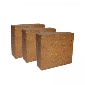 Magnesium aluminum spinel refractory brick for rotary kiln fire bricks lining