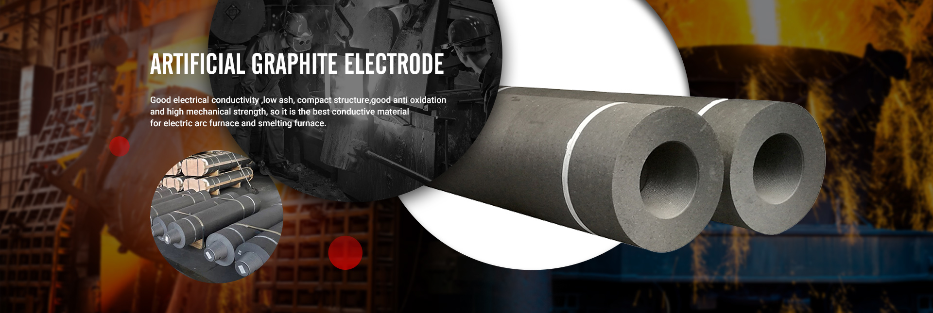 HP Graphite electrode