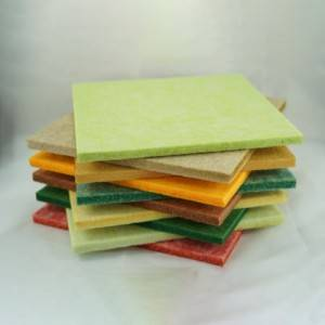 Big Discount Polyester Felt Tension Pad - Acoustic Panel – Huasheng
