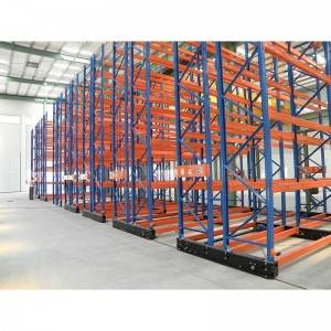 Electric Mobile Racking System