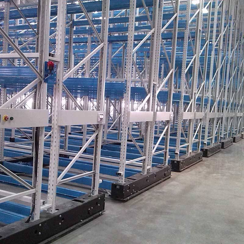 Electric Mobile Racking System Featured Image