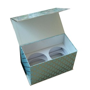 Cardboard folding gift boxes with ribbon and magnet, suitable for wine, jewelry, cosmetics packing,promotional box,luxury gift box with , Cosmetic Box for skin care packaging Cosmetic Packing Box, Customized folding gift box,magnetic packaging box,electronic product paper box