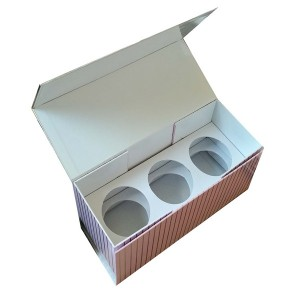 Cardboard folding gift boxes with ribbon and magnet, suitable for wine, jewelry, cosmetics packing,promotional box,luxury gift box with , Cosmetic Box for skin care packaging Cosmetic Packing Box, ...