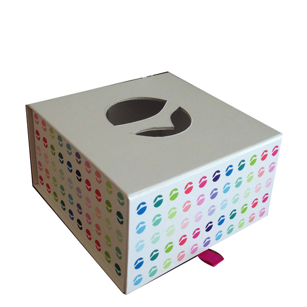 Foldable gift packaging box, Cosmetic Box for skin care packaging Cosmetic Packing Box, Customized folding gift box,magnetic packaging box,electronic product paper box Featured Image