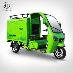 Rapid Delivery for Tribike Three Wheels Electric - Logistics electric vehicle – Zongshen