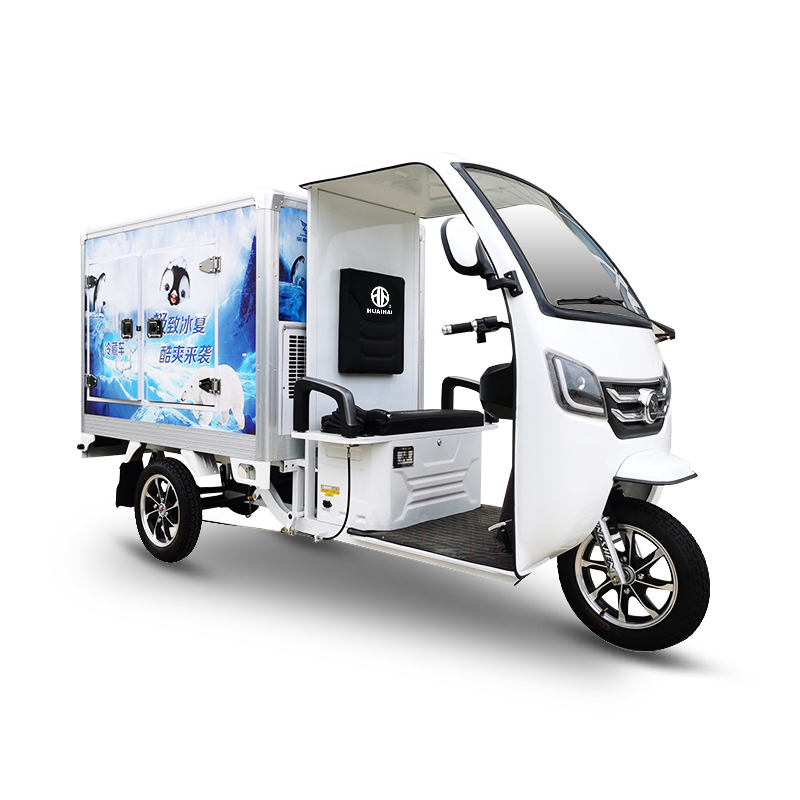 Cold chain electric vehicle Featured Image