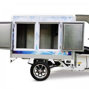 Cold chain electric vehicle