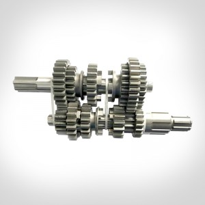 Motorcycle Mainshaft & Countershaft