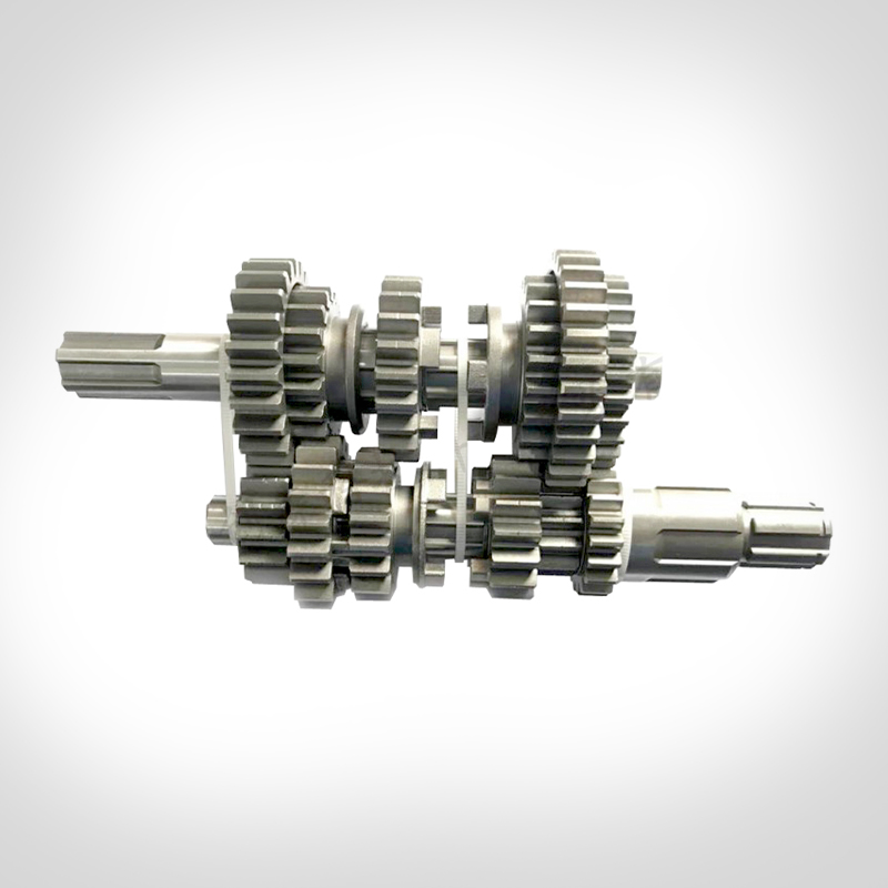 Motorcycle Mainshaft & Countershaft Featured Image