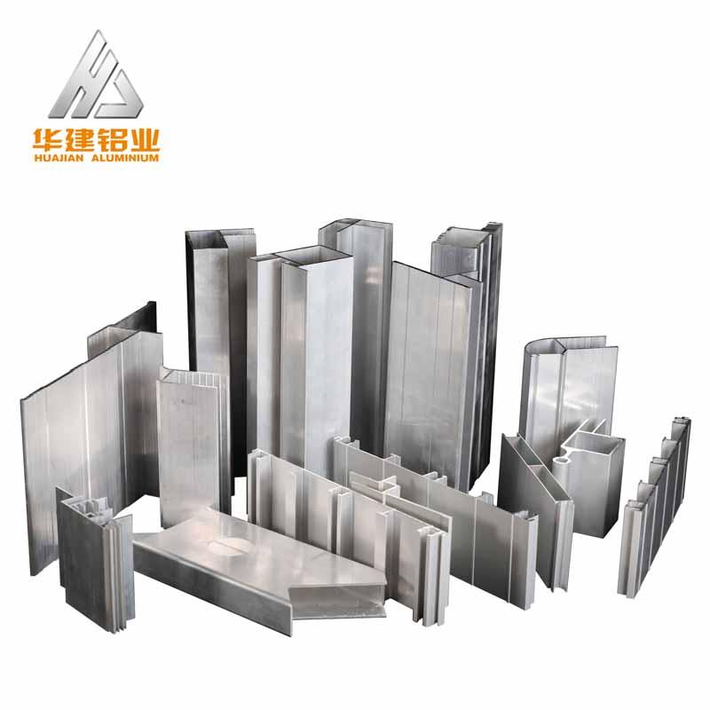 Automobile aluminium profile