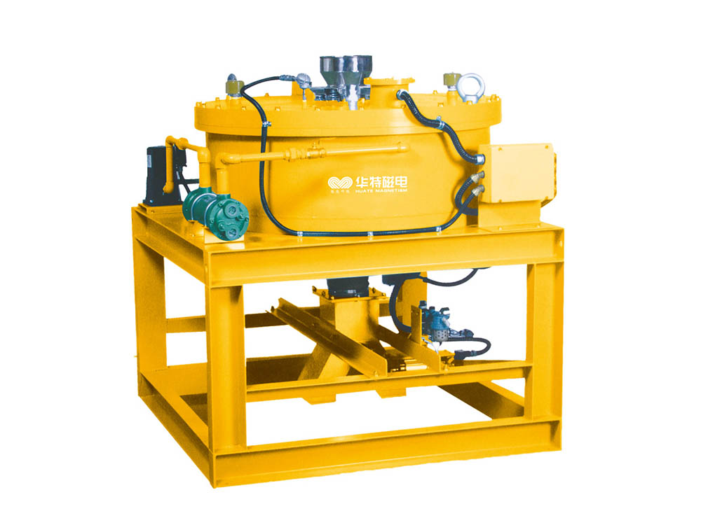 Series DCFJ Fully Automatic Dry Powder Electromagnetic Separator Featured Image