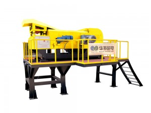 Series HTECS Eddy Current Separator