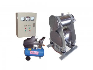 Series HMZ Vibration Mill