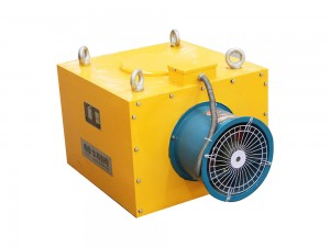 Series RCDA Fan-Cooling Electromagnetic separator
