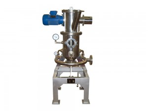 Series HSW Horizontal Jet Mill
