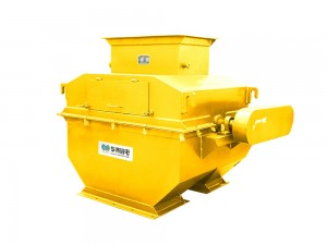 Series CXJ Dry Powder Drum Permanent Magnetic Separator