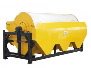 1.8m Large Diameter Magnetic Separator