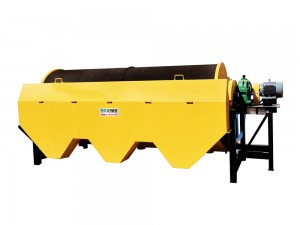 Series CTB Wet Drum Permanent Magnetic Separator