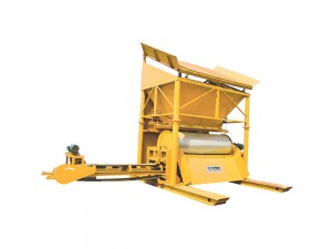Series YCBG Movable Magnetic Separator for Dry Sand
