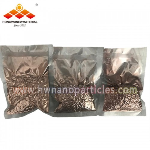High Conductive 5um Silver Coated Copper Powder