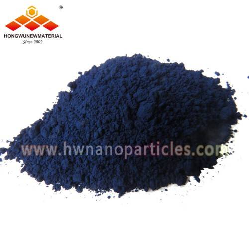 Blue Tungsten Oxide Nanoparticles