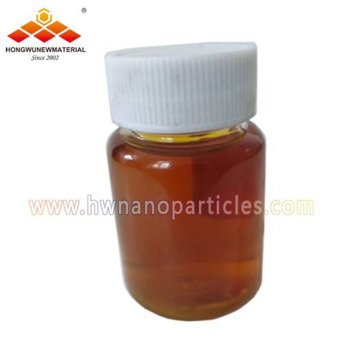 Yellowish Brown Colloidal Silver