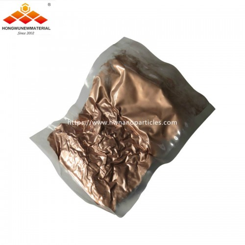 1-3um Flake Copper Powder Ultrafine Cu particles for conductive use