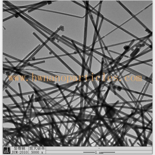 Silver nanowires powders D100nm for transparent conductor
