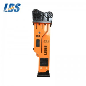 Silenced Type Hydraulic Breaker LBS85