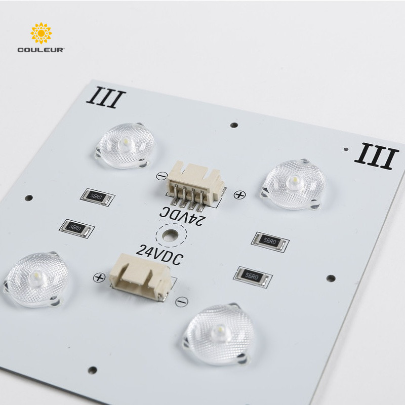 2835 led backlight panel with diffuser lens