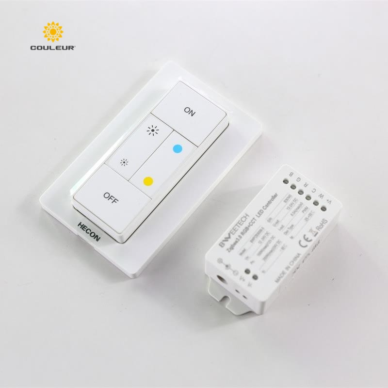 Dimmer for double color led strip Featured Image
