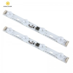 High power Edge-lit LED Strip Light