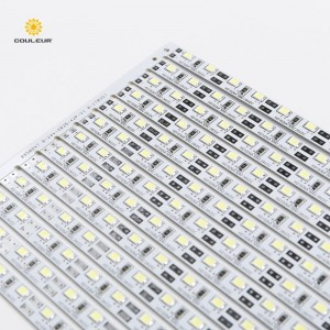 24V dc led slim led strip for slim lighting box advertising