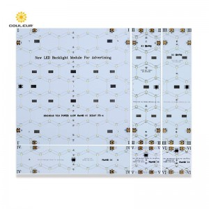 Backlight led module