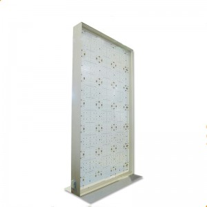 Super bright led backlighting panel