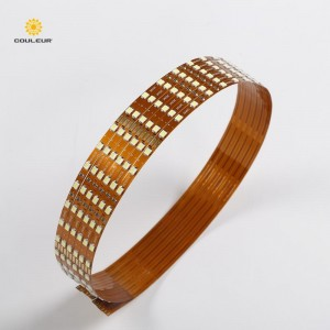 high bright flexible led strip factory produce