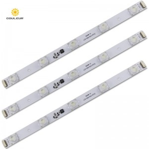 high efficiency lm 3535 edge-lit led strip
