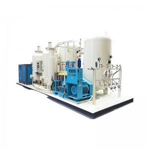 Top quality PSA oxygen plant for sale hot in south America east Asiawith quality assured of high efficiency