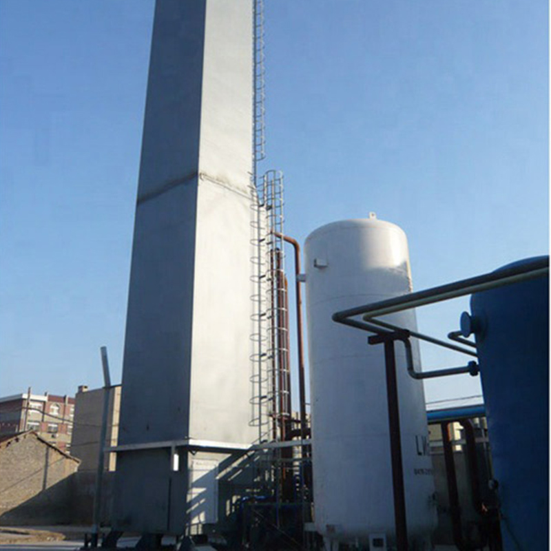 Liquid Nitrogen plant Liquid Nitrogen Gas plant, Pure Nitrogen Plant with Tanks Featured Image