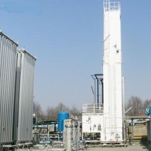 Liquid Oxygen and Nitrogen Production Plant