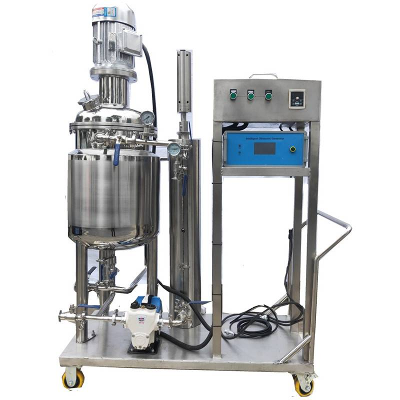 Ultrasonic liquid processing equipment