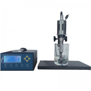 Ultrasonic Laboratory Homogenizer Sonicator
