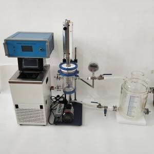 ultrasonic nano CBD oil emulsification machine