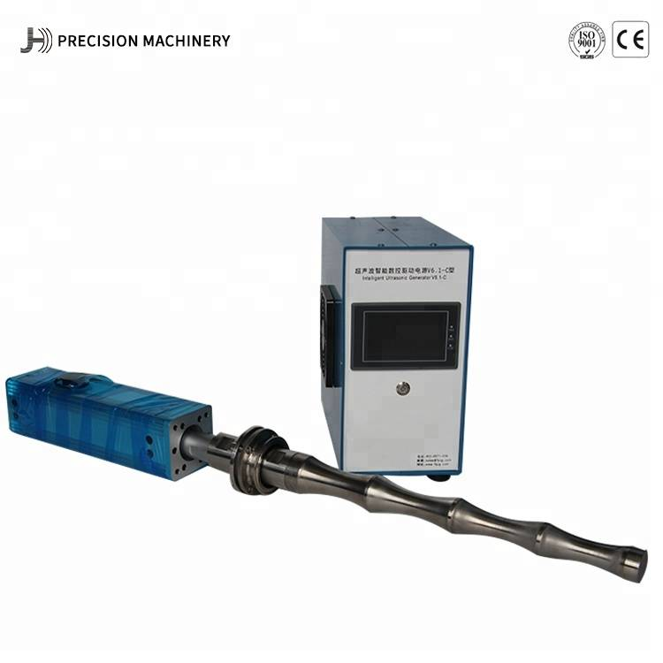Industrial ultrasonic liquid processor