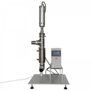 ultrasonic viscous ceramic slurry mixing homogenizer
