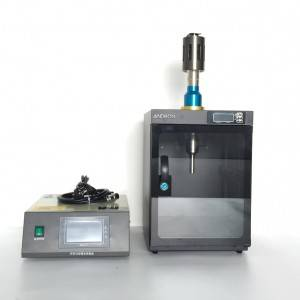 Laboratory ultrasonic equipment with soundproof box