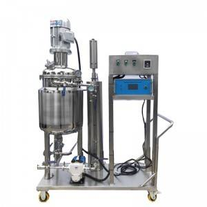 20Khz ultrasonic carbon nanotube dispersion machine