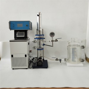 CBD oil ultrasonic extraction equipment
