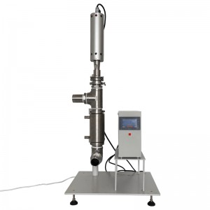 ultrasonic plant pigments pectin extraction machine